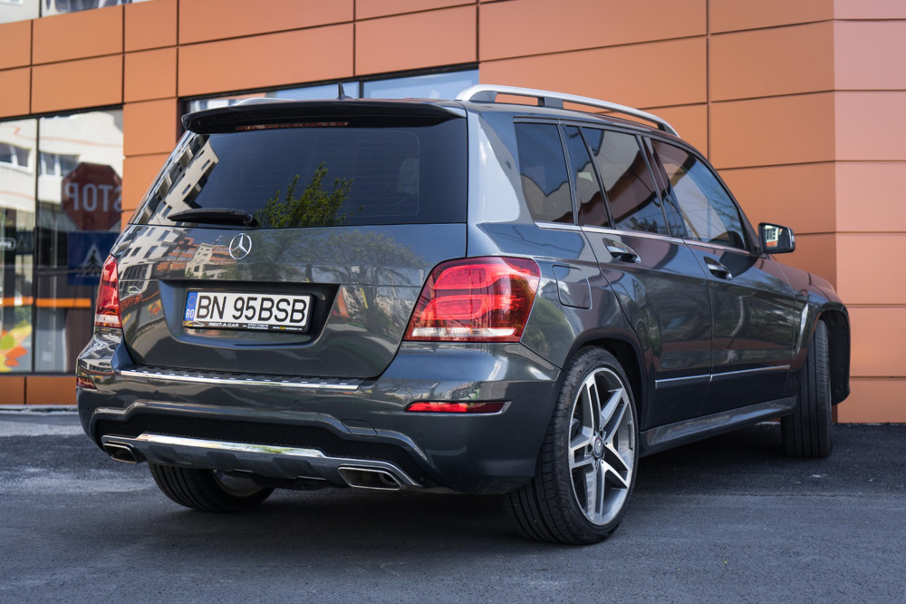 Inchieri auto Cluj - Mercedes GLK