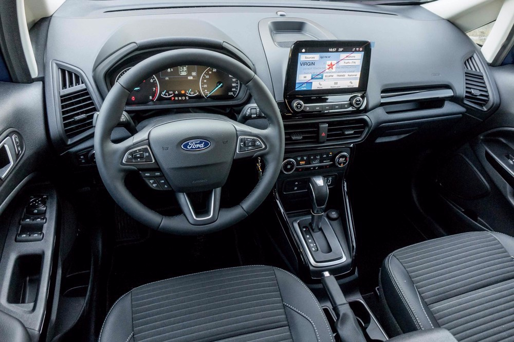 Ford EcoSport Rent a car Cluj