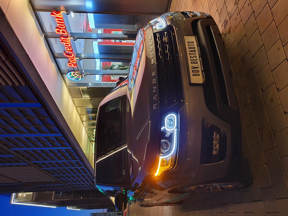 Rent Range Rover HSE