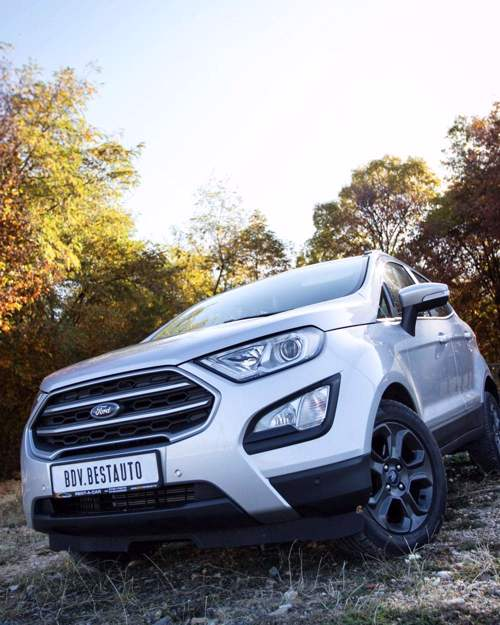 EcoSport BDV Rent a car