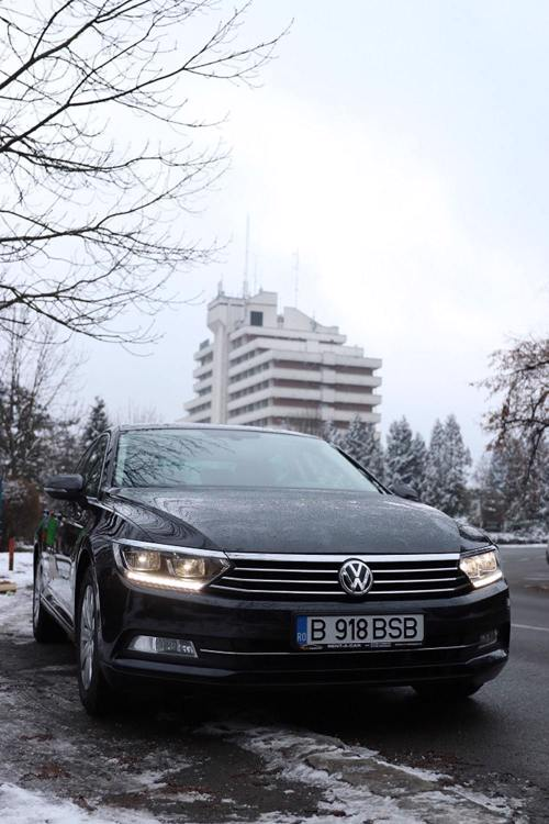 VW Passat Limo Rent a Car Cluj