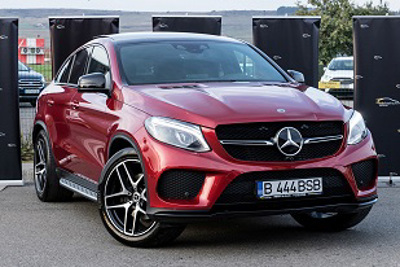 Mercedes-Benz GLE Coupe 350d 4Matic 4x4 Automat Diesel AMG Line