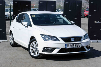 Seat Leon Automat Diesel Style Edition