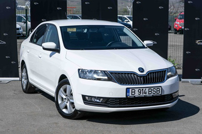 Skoda Rapid Smart Edtion